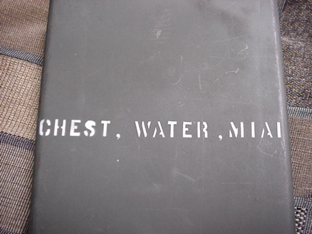 m1a1 water chest any one know